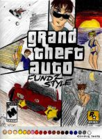 GTA welcome title by Fundz64