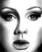 Adele by HarryMichael
