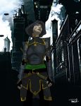 Lin Beifong: My City to Protect by tsbranch