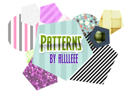 My Patterns.pat by allleee