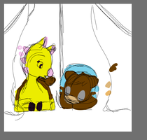 Roly are you sleeping? (WIP) by MixedMelodies