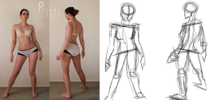 Sketch This: Gesture Drawing Lvl 1 by Diathima