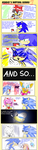 Sonic's having issues page 1 by missyuna