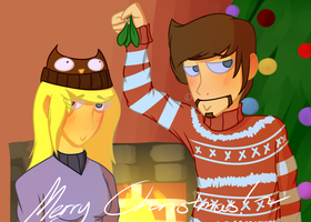 christmas content entry by trash-sama