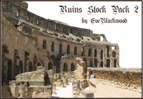 Roman_ruins_stock_pack2 by EveBlackwood