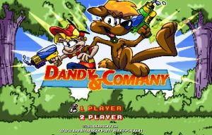Dandy and Company The Game by derrickfish