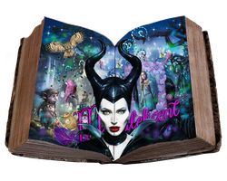 Maleficent stroybook Blend by VaL-DeViAnT