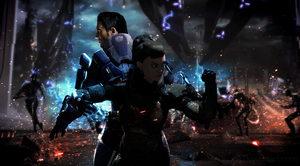 Mass Effect 3 - Taking Our Home Back by MadHoax