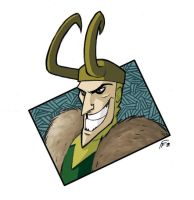 Loki by FranchiFabio
