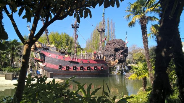 Disney land paris by diminoucrackers