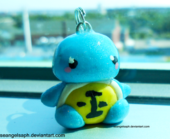 Squirtle No. 007 by SeangelSaph