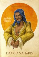 THIS is Daario Naharis by LiberLibelula