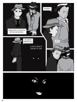 Chapter 1 Page 4 Wrong Turn at the Downtown Casino by Senshisoldier