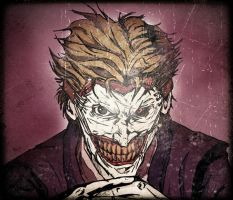 Joker New 52 by seba316