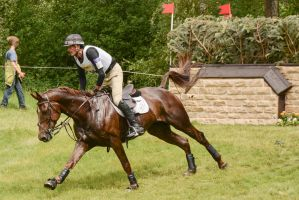 Eventing Stock - Full Speed Gallop 03 by LuDa-Stock