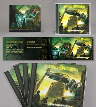 Shadows and Machines CD by dav0512RT