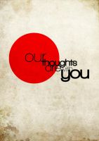For Japan by graphiqual