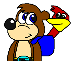 AT: Banjo and Kazooie by tellywebtoons