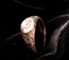 Gypsy set ring by LaughingScarab