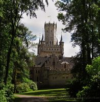 Marienburg Castle by PorcelainPoet