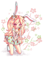 Bunny Buns Adopt (SOLD) by Candy-DanteL