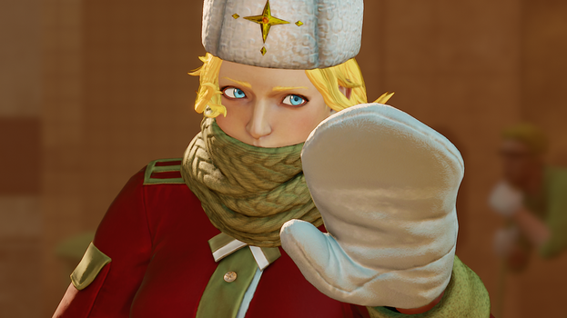 Kolin Story Costume Mittens Fix by BrutalAce