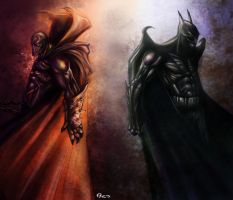 The Dark warriors by allengeneta