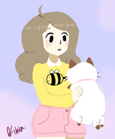 Bee and Puppycat by Fluffity