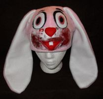 Robbie the Rabbit hat by SumiCo