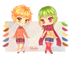 [AUCTION] Cheap Casual Adopts PayPal and Points by Celesstia