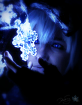 Jack Frost magical glow by demonJohan