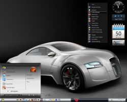 Win7 Silverado Theme by E-MC-2