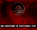 big brother obama by gravedesires777