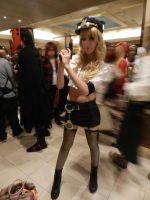 Anime Los Angeles 2015 Panty by Demon-Lord-Cosplay