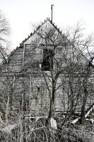 Old Barn... by ThePoet-D80