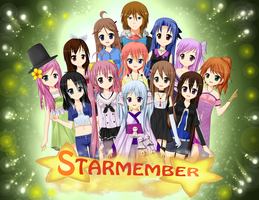 StarMember Front Page by RJAce1014