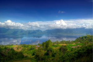 Lake Maninjau by Shahrulphotography