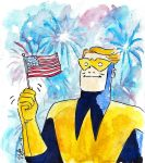 Happy 4th of July! by CagsCreations