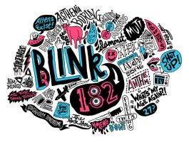 Blink 182 by JayRoeder