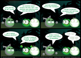 SC473 - Operation: Yellow 23 by simpleCOMICS