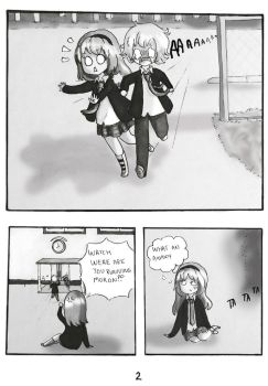 Other side of the Obscure Page2 ch1 by GoldenRose13