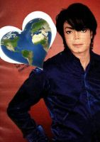 Earth Day mj by countrygirl16mj
