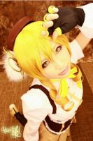 Tomoe Mami -Cosplay by Heartyful