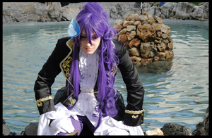 Tired Gakupo -cosplay- by Darsche
