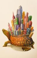 Turtle Metropolis (Living Foundations Series) by jessicalainemorris