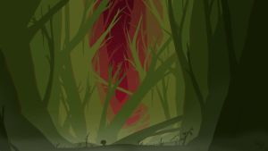 Ruby Forest by ClearVector