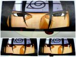 Itachi Interactive Card with Interchangeable Eyes by danlayton