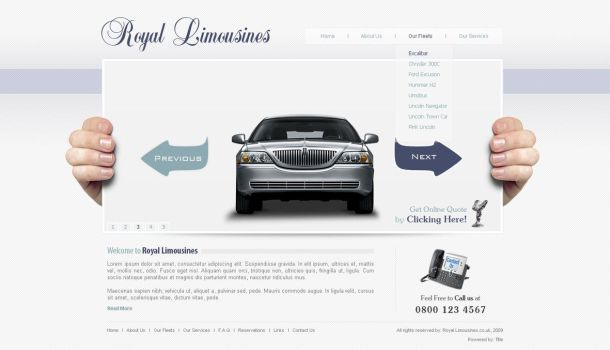 Royal Limousine by: deviant-ba by WebMagic