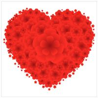 Love-Red-Flowers by FreeIconsFinder