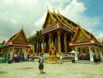 Temple of the Emerald Buddha by rashprudence